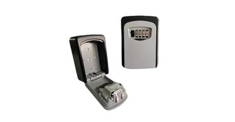 Wall-Mounted Key Safe