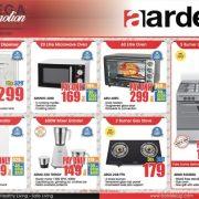Aardee Appliances Mega Promotion