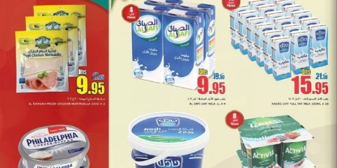 Dairy Products Discount Offers