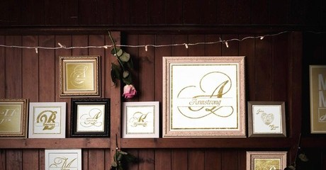 Personalised Home Sign Print
