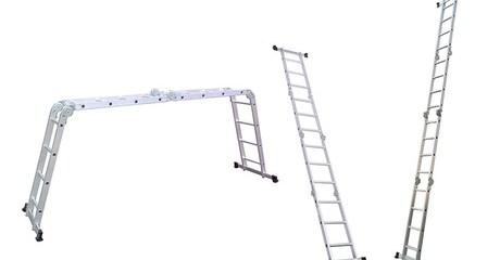 8/12/16/20-Step Multi-Purpose Ladder