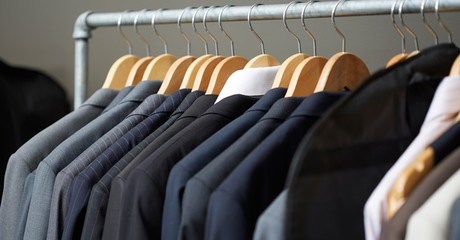 AED 50 Toward Dry Cleaning