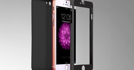 Hybrid Hard Shell Case for iPhone