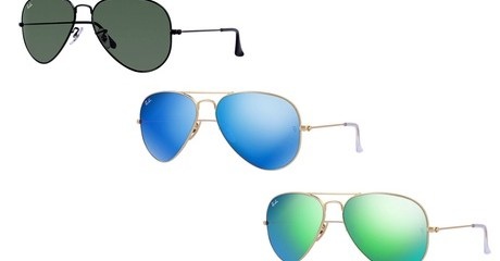 Ray-Ban Aviators Sunglasses