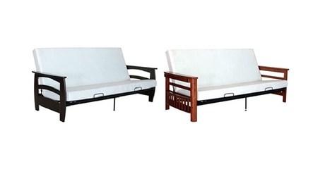 Three-Seater Sofa with Mattress