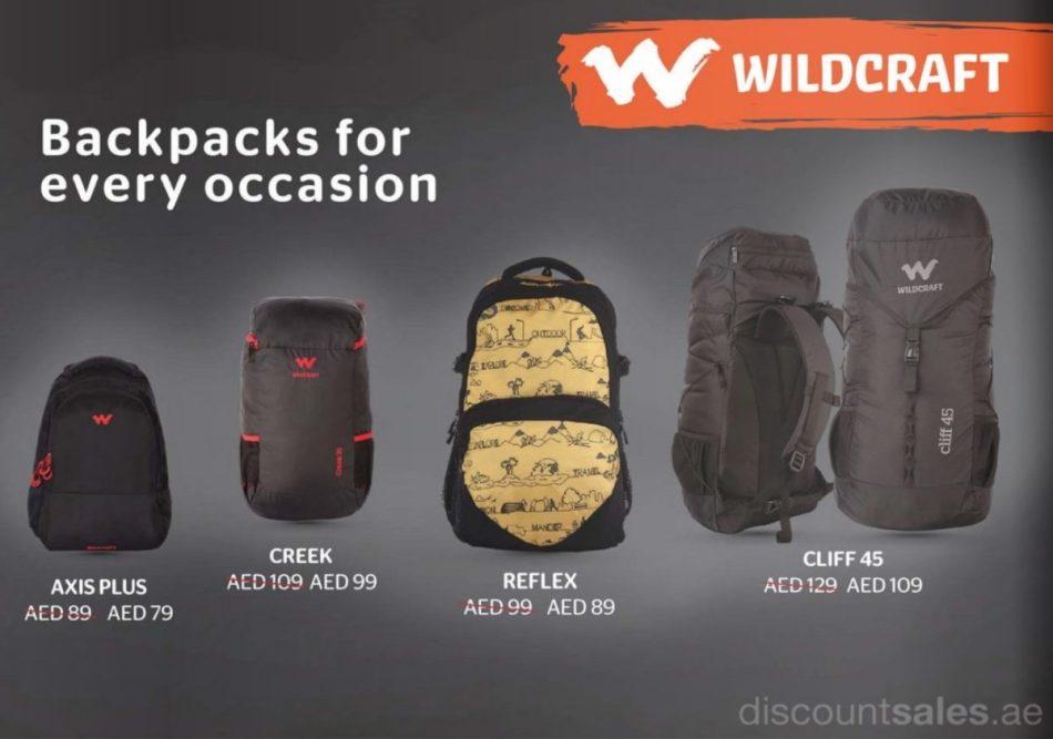 Wildcraft Backpacks