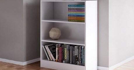 Anita Low-Level Bookcase