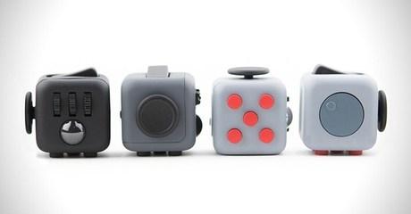 Anti-Stress Fidget Cube