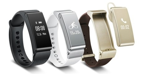 Chat-Watch with Intergrated Bluetooth Headset