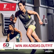 WIN Brand New Adidas Outfit