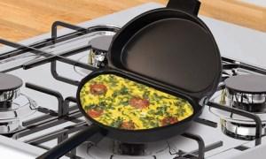Folding Omelette Pans