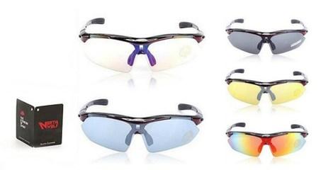 North Wolf Sunglasses