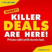 Plug Ins Killer Online Deals