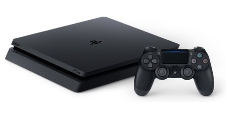Sony PS4 Slim 1TB with Controller