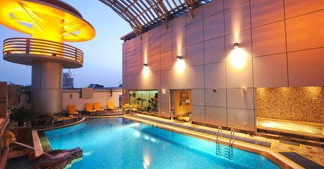 Spa Access and Refreshments: Child (AED 39) or Adult (AED 59)