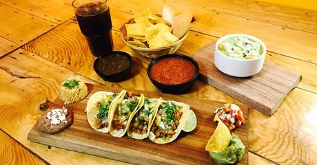 Three-Course Mexican Meal
