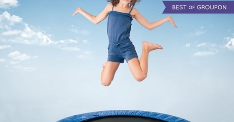 Trampoline Pass: Child AED 10