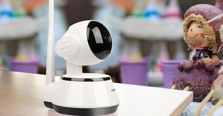 Wireless Wi-Fi Security Camera