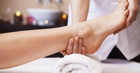 30-Minute Foot Reflexology