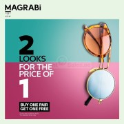 MAGRABi Buy One Pair Get One FREE Offer