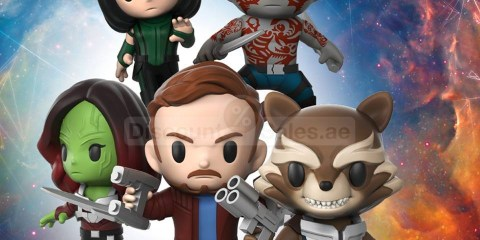 Guardians Of the Galaxy collectibles