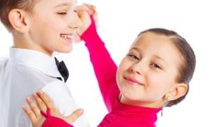 Four Kids Ballroom Dance Classes