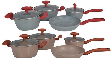 Marble Stone Cookware
