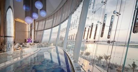 Pool & Beach Access at Jumeirah Etihad