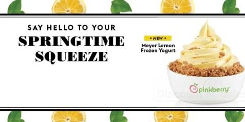 Taste Pinkberry latest frozen yogurt flavor