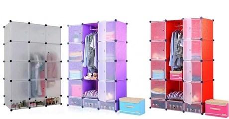 Adjustable Storage Cabinet