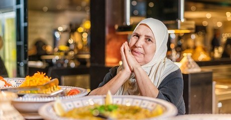 Iftar Buffet at Pullman Dubai Creek City Center Hotel