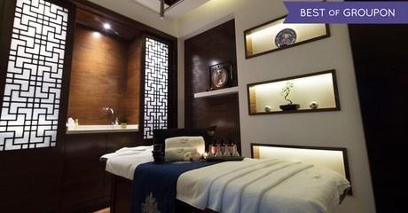Spa Treatment at Tao Spa