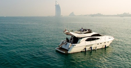 One-Hour Private Yacht Rental