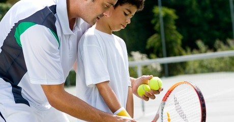 Three Group Tennis Lessons