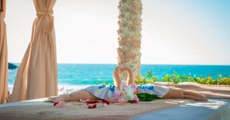Beach Access at Dubai Marine Resort