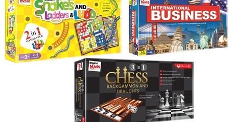 Board Games for Children