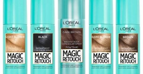 L'Oreal Paris Magic Retouch Spray