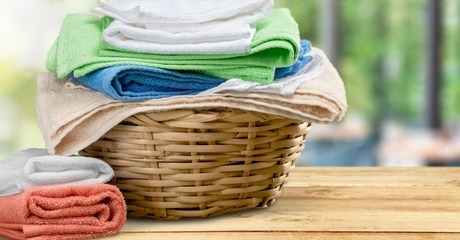 Laundry Cleaning With Pick-up & Delivery