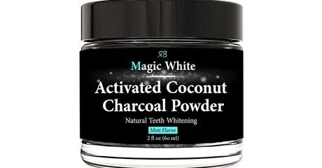 Radha Beauty Teeth Whitening Charcoal Powder
