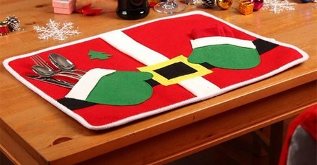 Christmas Table Place Mats