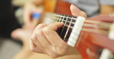 Four 30-Minute Guitar Classes