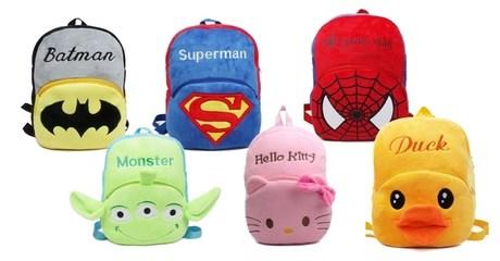 Kids Character Backpacks