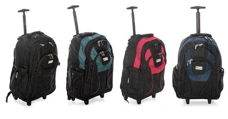 Detachable Trolley Backpacks