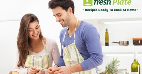 Ready to Cook Meals @ Fresh plate