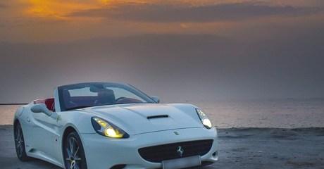 The Ultimate Ferrari Experience Tour Dubai for Two