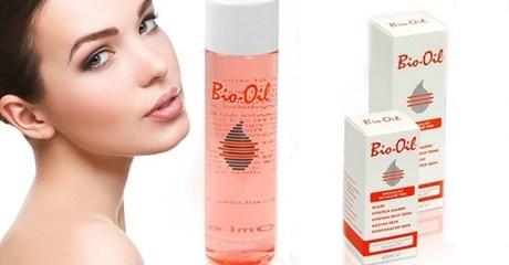 Bio Oil Bottle