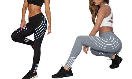 Women's Glowing Sports Leggings