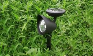 Solar Outdoor Spotlight