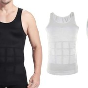 Two-Pack Men's Slim and Lift Vests