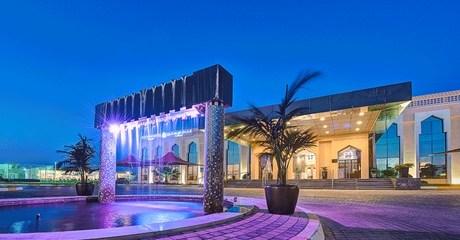 Abu Dhabi: 1- or 2-Night Valentine's Day Stay